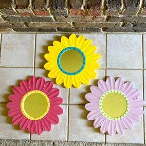 Flower Mirror Decor Kids Will Love